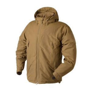 Helikon-Tex® Kurtka Level 7 - Climashield® Apex ™ - Coyote / Tan