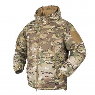 Helikon-Tex® Level 7 Jacke - Climashield® Apex ™ - Camogrom®