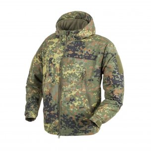 Helikon-Tex® Level 7 Jacke - Climashield® Apex ™ - Flecktarn
