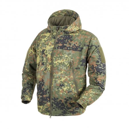 Helikon-Tex® Kurtka Level 7 - Climashield® Apex ™ - Flecktarn