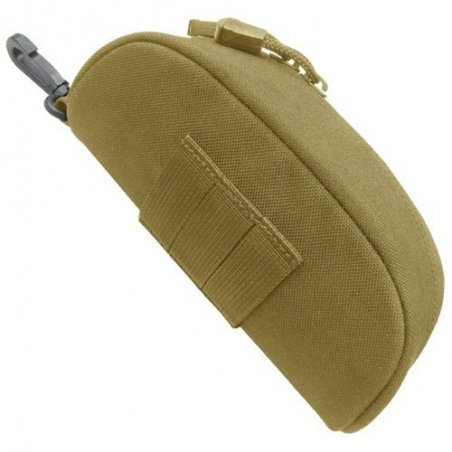 Pokrowiec na okulary Sunglasses Case (217-003) - Coyote / Tan