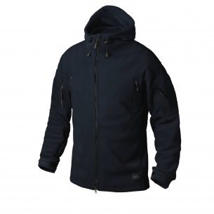 Helikon-Tex® PATRIOT Fleece Jacket - Navy Blue