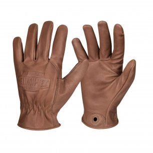 Helikon-Tex® LUMBER Gloves - Brown