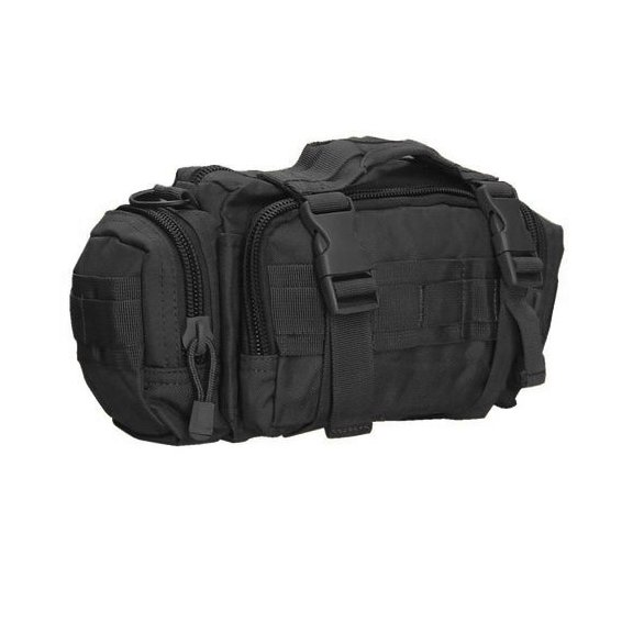 Deployment Bag (127-002) - Black