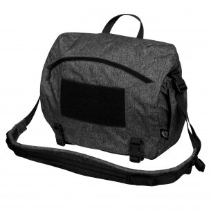 Helikon-Tex® Torba URBAN COURIER BAG Large® - Nylon - Melange Black-Grey