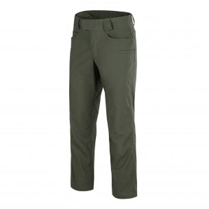 Helikon-Tex® Spodnie GREYMAN TACTICAL PANTS® - DuraCanvas® - Taiga Green