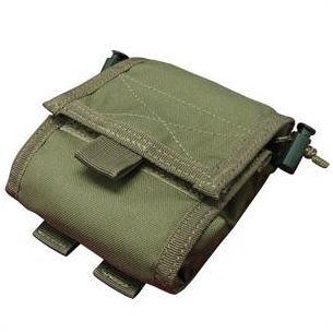 Condor® Roll - Up Utility Pouch (MA36-001) - Olive Green