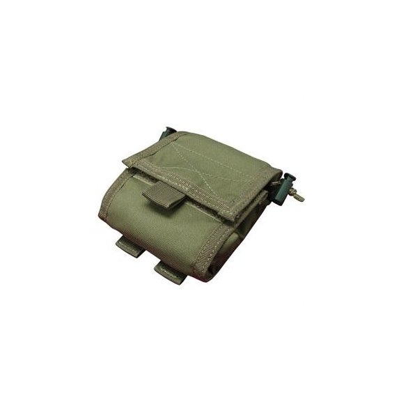 Roll - Up Utility Pouch (MA36-001) - Olive Green