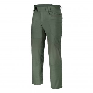 Helikon-Tex® HYBRID TACTICAL PANTS® - PolyCotton Ripstop - Olive Drab
