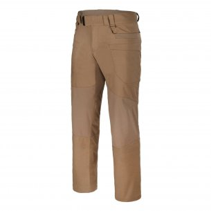 Helikon-Tex® Spodnie HYBRID TACTICAL PANTS® - PolyCotton Ripstop - Mud Brown