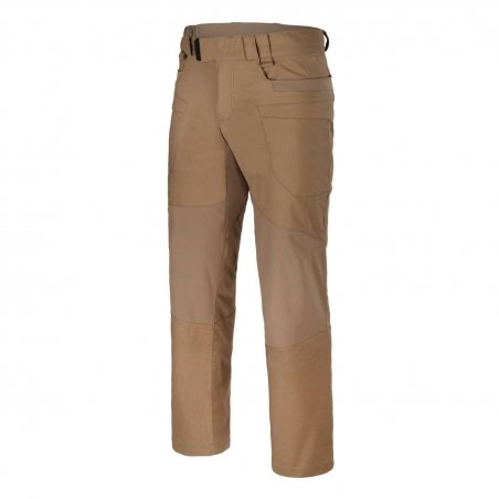 Helikon-Tex® HYBRID TACTICAL PANTS® - PolyCotton Ripstop -  Mud Brown