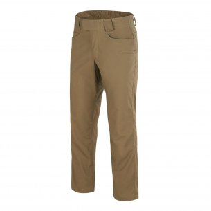 Helikon-Tex® Spodnie GREYMAN TACTICAL PANTS® - DuraCanvas® - Coyote