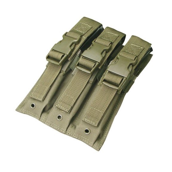 Condor® Ładownica molle MP5 Mag Pouch (MA37-001) - Olive Green