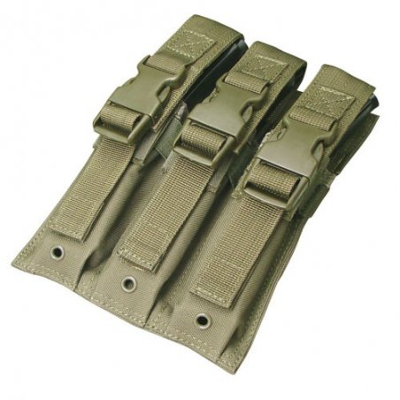 Ładownica molle MP5 Mag Pouch (MA37-001) - Olive Green