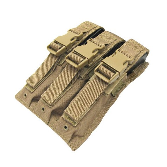 Condor® Ładownica molle MP5 Mag Pouch (MA37-003) - Coyote / Tan