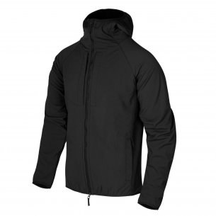 Helikon-Tex® URBAN HYBRID SOFTSHELL JACKET® - StormStretch® - Black