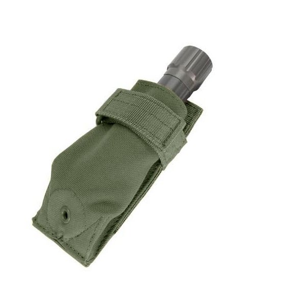 Flashlight Pouch (MA48-001) - Olive Green