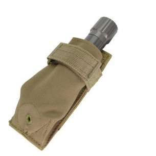Kieszeń molle na latarkę Flashlight Pouch (MA48-003) - Coyote / Tan