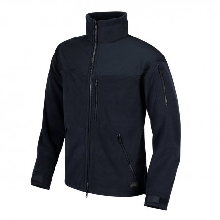 Helikon-Tex® Fleece Jacket CLASSIC ARMY - Navy Blue