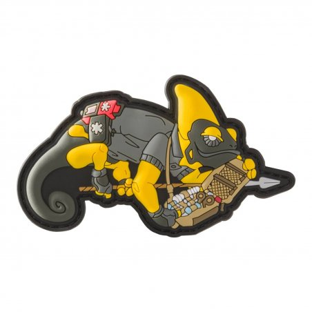 Emblemat Chameleon Medical Exclusive - Yellow