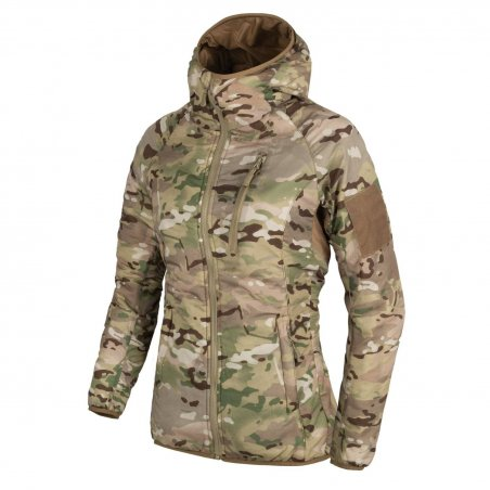 Helikon-Tex® WOMEN'S WOLFHOUND Hoodie Jacket® - Camogrom