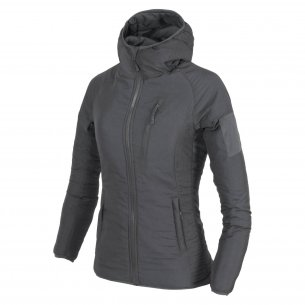 Helikon-Tex® WOMEN'S WOLFHOUND Hoodie Jacket® - Shadow Grey
