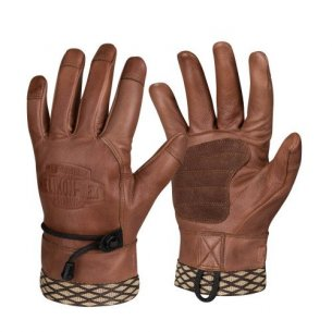Helikon-Tex® WOODCRAFTER Gloves - Brown