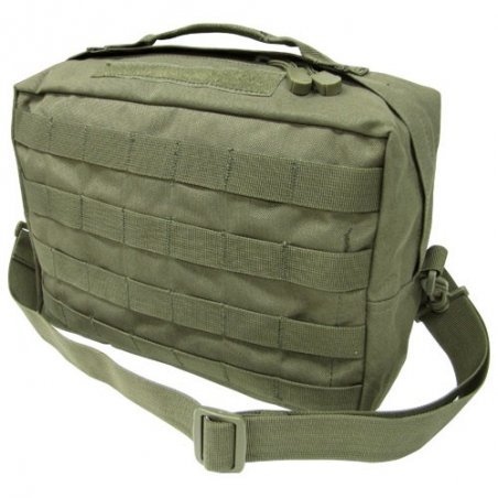 Condor® Utility Shoulder Bag (137-001) - Olive Green