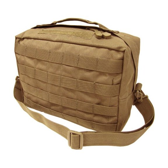 Torba molle Utility Shoulder Bag (137-003) - Coyote / Tan