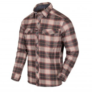 Helikon-Tex® Defender Mk2 PILGRIM Shirt® - Rust Plaid