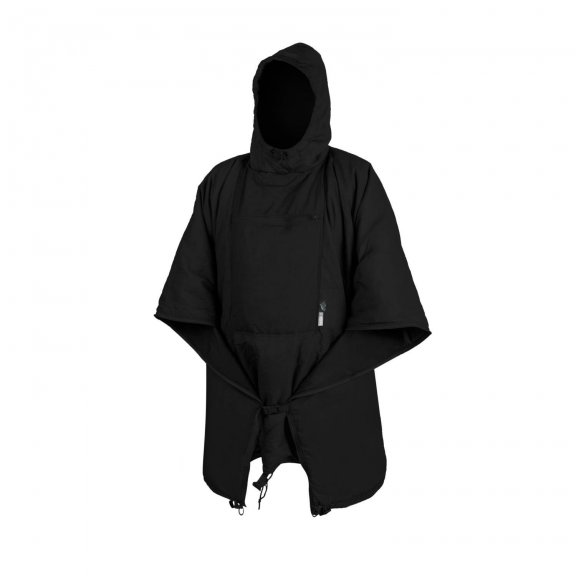 Helikon-Tex® SWAGMAN ROLL® Poncho - Climashield® Apex 67g - Black