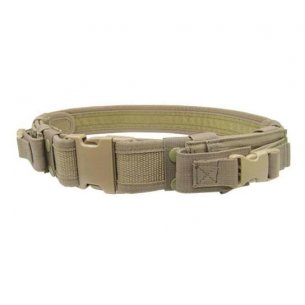 Condor® Tactical Belt (TB-003) - Coyote / Tan