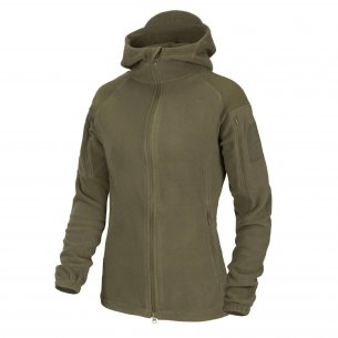 Women's Cumulus® Jacket - Heavy Fleece - Black