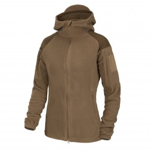 Bluza Damska CUMULUS® - Heavy Fleece - Coyote