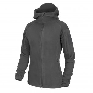 Bluza Damska CUMULUS® - Heavy Fleece - Shadow Grey