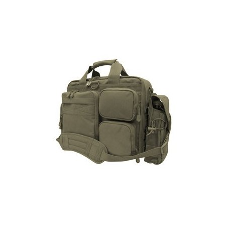 Brief Case (153-001) - Olive Green
