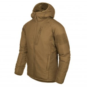Helikon-Tex WOLFHOUND Hoodie Jacket® - Climashield® Apex 67g - Coyote