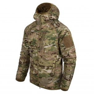 Helikon-Tex WOLFHOUND Hoodie Jacket® - Climashield® Apex 67g - Camogrom