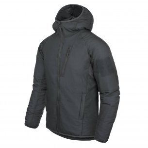 Helikon-Tex Kurtka WOLFHOUND Hoodie Jacket® - Climashield® Apex 67g - Shadow Grey