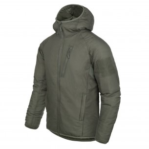 Helikon-Tex WOLFHOUND Hoodie Jacket® - Climashield® Apex 67g - Alpha Green