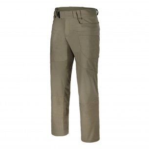 Helikon-Tex® Spodnie HYBRID TACTICAL PANTS® - PolyCotton Ripstop - Adaptive Green