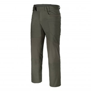 Helikon-Tex® Spodnie HYBRID TACTICAL PANTS® - PolyCotton Ripstop - Taiga Green