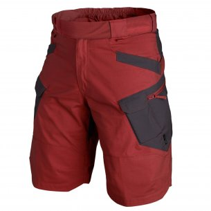 Helikon-Tex® UTP® (Urban Tactical Shorts ™) Shorts - Ripstop - Crimson Sky / Ash Grey A