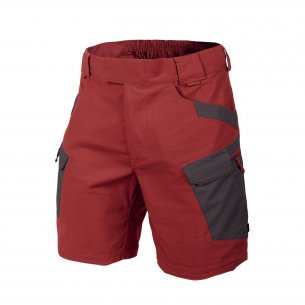 Helikon-Tex® UTP® (Urban Tactical Shorts ™) 8.5'' Shorts - Ripstop - Crimson Sky / Ash Grey A