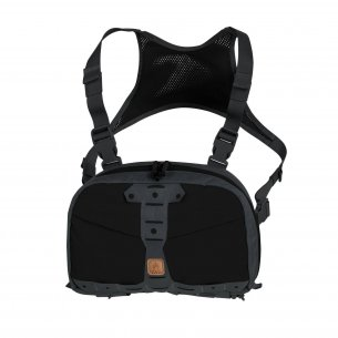 Helikon-Tex® Chest Pack Numbat - Cordura® - Czarna/Shadow Grey