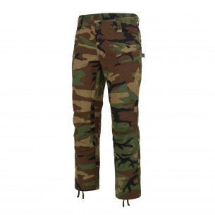 Helikon-Tex Spodnie SFU NEXT Pants Mk2® - PolyCotton Stretch Ripstop - US Woodland