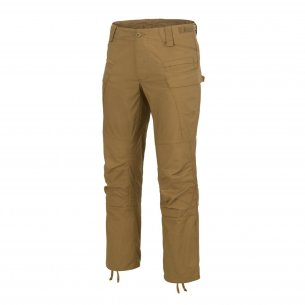 Helikon-Tex SFU NEXT Pants Mk2® - PolyCotton Stretch Ripstop - Coyote