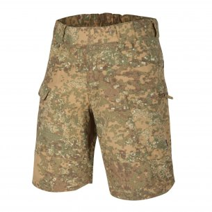 Helikon-Tex UTS (Urban Tactical Shorts) Flex 11'' Shorts® - NyCo Ripstop - PenCott® BadLands™