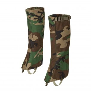 Helikon-Tex® Snowfall Long Gaiters® - Cordura® - US Woodland
