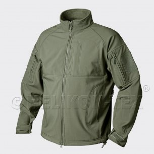 Helikon-Tex® COMMANDER Jacke - Shark Skin - Olive Green